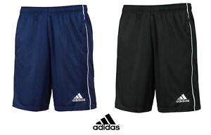 Homme-Adidas-Climalite-Sports-Football-Running-Gym-Training-Short-poches-ouvertes