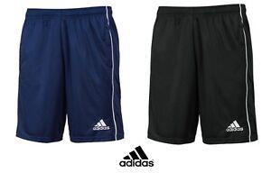 Mens-Adidas-Climalite-Sports-Football-Running-Gym-Training-Shorts-Open-Pockets