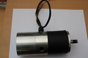 BRUSHED-DC-Motor-4000-RPM-105V-with-Tachometer-UK-SELLER-MCP-REF-P2-MA21-053