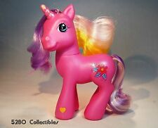 My Little Pony G3 - Garden Wishes - 2007 Crystal Princess Unicorn Pony