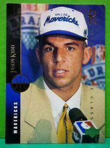 Jason Kidd rookie card 1994-95 Upper Deck  #160