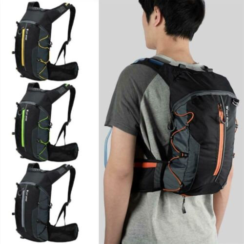 WEST BIKING 10L Hydration Pack Water Rucksack//Backpack Cycling Bladder Bag K7A0