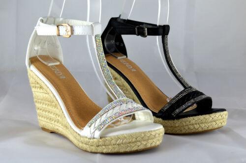 3 Hidden Heel Sandalen Elegant 41 Court 36 maat Wedge A damesplateau Schoenen 46 0m8nNw