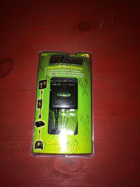 Intec Xbox RFU Adapter NIP!!