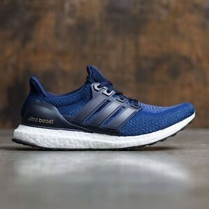 the best attitude 81293 9f284 ... azul futfanatics 5d174 ef74d free shipping image is loading adidas  ultra boost m collegiate navy size 7 17736 846c9 ...
