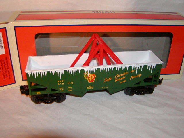 apresurado a ver Lionel Lionel Lionel 6-82710 Navidad de interruptor de hielo tolva auto túnel o 027 2015 Pennsy Menta en caja  precios bajos todos los dias