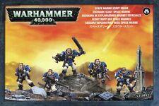 Space Marine Scouts Games Workshop Warhammer40,000 Brand New 99120101224