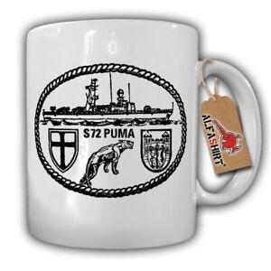 Tasse SSS Gorch Fock Deutsche marine Marine Bundesmarine Besatzung #24097