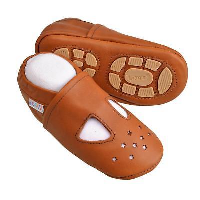 Pantofole's Baby Scarpe Pantofole Liya - #634 Estate Magari Stelle- Altamente Lucido