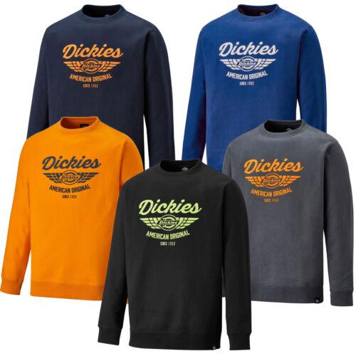 Dickies Workwear Sweatshirt 1922 Everett Sweater Pullover Pulli Herren Sweat