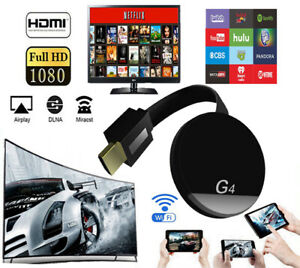 Details about MiraScreen G4 Miracast 1080P WiFi Display HDMI TV Media  Dongle Wireless Receiver