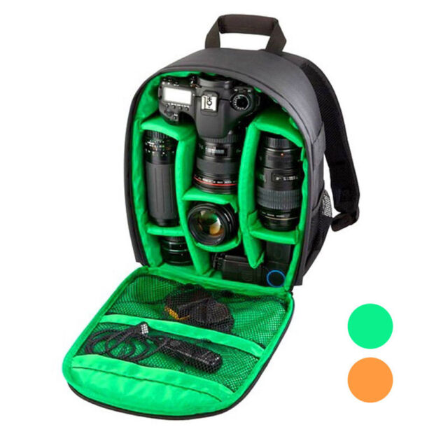Camera Package Backpack Bag Waterproof DSLR Case for Canon for Nikon for Sony