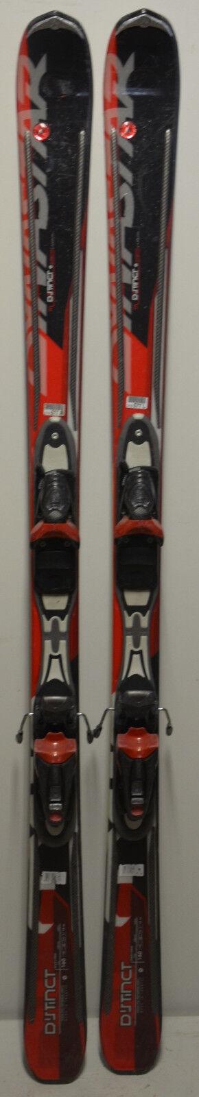 Skis parabolic used DYNASTAR d'Stinct - 63in & 67 11 16in