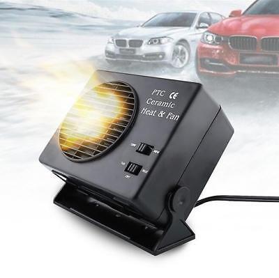 Consumer Electronics Ebay Motors 300w/150w Dc 12v Switch Ceramic Car Fan Heater Heating Warmer Defroster Demister