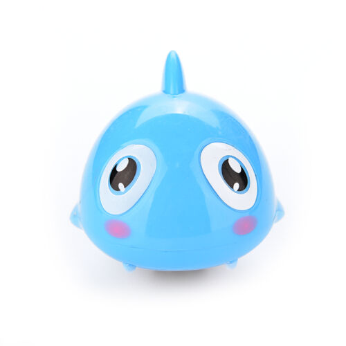 1 Pcs Wind Up Clockwork Kid Baby Toy Gift Shark Bath Swimming Shower Play FO