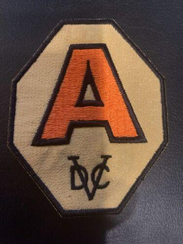 Original Alpha DVC Patch shooting guns
