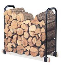 Adjustable Firewood Rack - Neatly Stacks Firewood Off The Ground By Landmann