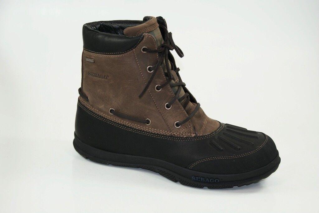 Los últimos zapatos de descuento para hombres y mujeres Sebago wells Riverbank waterproof botas botas señores invierno ata nuevo