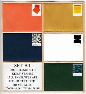 You Pick Set of 5 High Quality A1 Pre Forever Stamped Envelopes SEE DESCRIPTION
