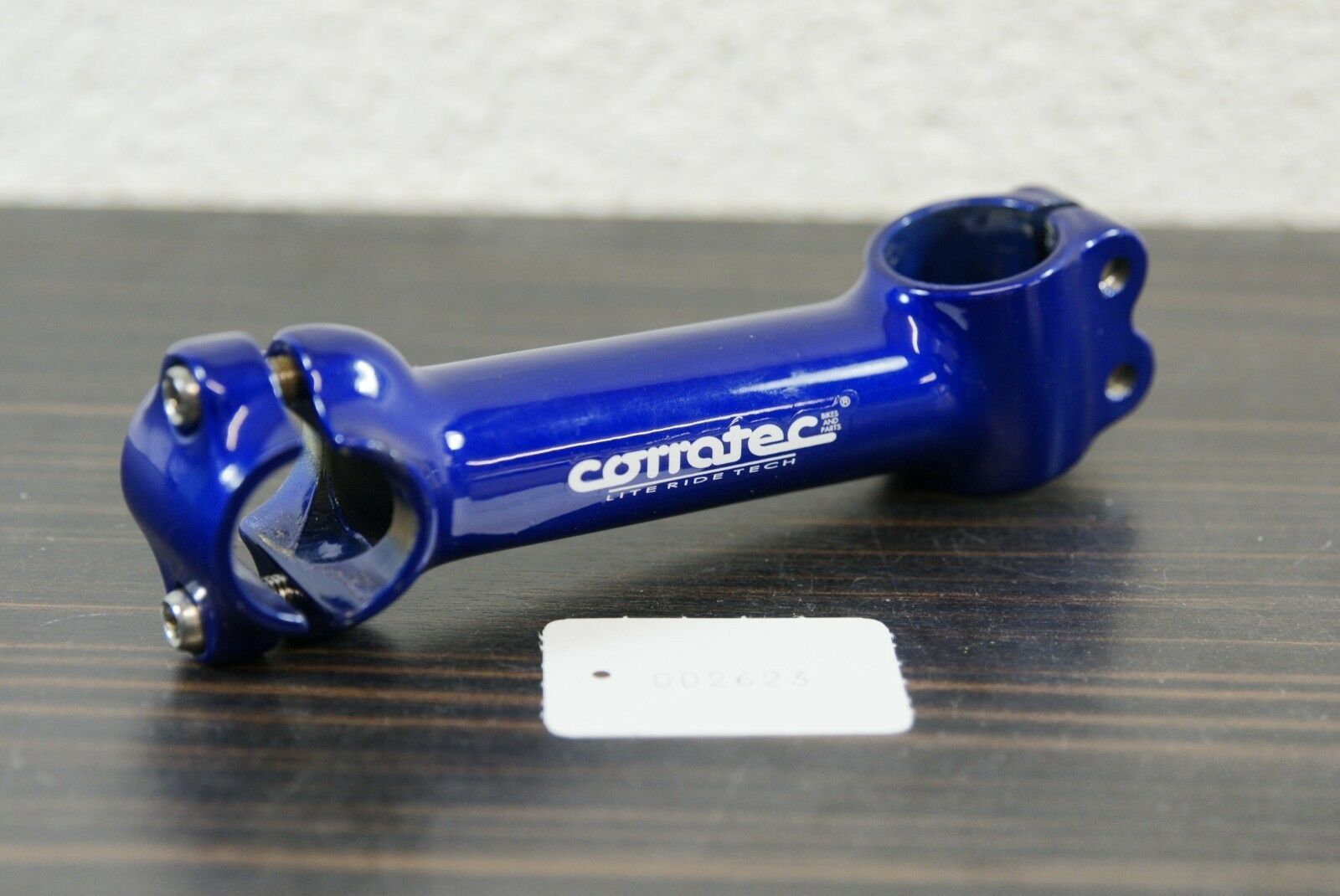 Corratec Ahead Vorbau 130mm 1 1 8  Schaftkl. 25,4mm Lenkerkl. Kult Retro NOS NEU  | Zürich Online Shop