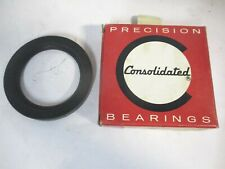 Precision Goe 55 X 75 X 10 Consolidated Rubber Black Bearing