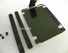 IBM Lenovo T420s T420si T430s  Slim 7mm Hard Drive Caddy W Rubber Rails-Quantity