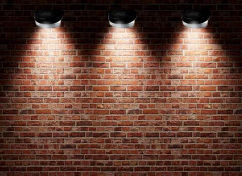 12 xsolare POWERED Drive modo Auto outdoor luci muro LED illuminazione da giardino per