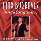 Singalongamax 5016073722829 by Max Bygraves CD