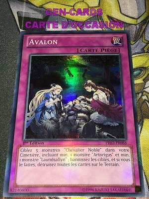 """Yu-Gi-Oh Super rare /""""Avalon/"""" PRIO-FR088"""