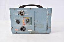 Vintage Eico Cathode Ray Tube Checker Model 630 Untested