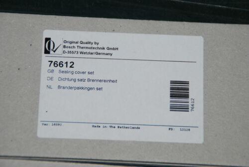 BOSCH NEFIT 76612 DICHTUNGSSATZ BRENNER HR32 NEU 7098122 BUDERUS GB 102 NEU