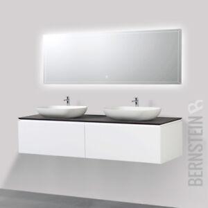 badmobel doppelwaschbecken, badmöbel doppelwaschtisch set spring 1500 weiß matt, Design ideen