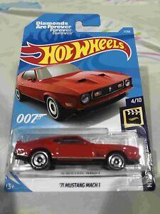 Hot-wheels-Hotwheels-007-71-Mustang-Mach-1