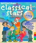 Recorder Magic Classical Stars: 10 Classical Themes in Four Graded Parts for Descant Recorders + Extras for the Whole Recorder Family by Jane Sebba, David Moses (Mixed media product, 2004)