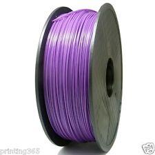 PLA Filament für 3D Drucker Printer 1,75 mm / 1kg Spule Trommel Rolle in Lila