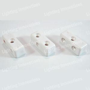 25 X Modestie Mod Blocs Blanc Meuble Cuisine Armoire Fixation Joint Connecteur-afficher Le Titre D'origine Moc0dxzs-07163744-269329650