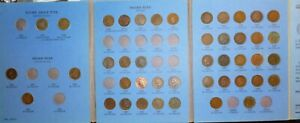 1857-1909-Flying-Eagle-Indian-Head-Cent-Collection-IC44