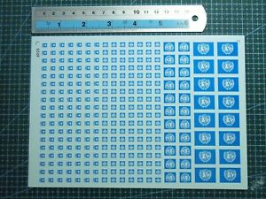 Decals UN United Nations for model kits 66399 pre-order