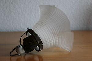 antike jugendstil flurlampe lampe deckenlampe klarglas mit dekor um 1900 ebay. Black Bedroom Furniture Sets. Home Design Ideas