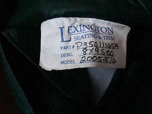 Lexington-Seating-and-Trim-Part-Number-P35011165A-Bimini-Top-Dark-Green-Sedona