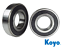 John Deere Gator 6x4 Rear Wheel Axle Bearing Kit AM117980 /& AM116934 Koyo Japan
