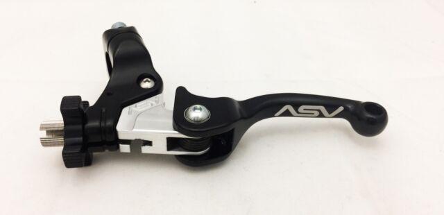 ASV Shorty Black F3 Cable Brake Lever Perch Mini Bike Pit Bike KLX 110 TTR 110