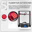 3D-Printer-Creality-CR-10-MAX-DIY-PRINTING-Filament-PLA-ABS-PETG-WOOD-CARBON thumbnail 8