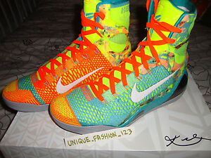 size 40 c139e 348dc Image is loading NIKE-KOBE-IX-9-ELITE-INFLUENCE-US-15-