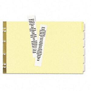 Avery-Gold-Line-Post-Binder-Dividers-11644-13-Set-Count