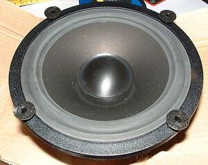 Audax Ap170z0 a Cone Haute-fidélité basse Milieu de gamme Haut parleur 6 Ohm