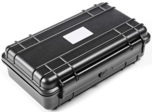 Strahlwasserdichtes outdoor plástico maleta 24x14x7cm talla 6 foto maleta Box
