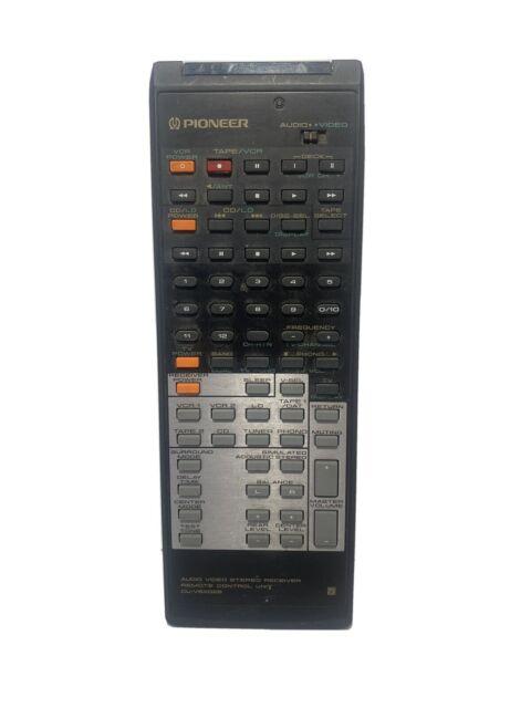 CU-VSX026 Pioneer Audio/Video Stereo Receiver Remote Control