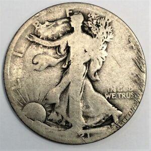 1921-D-Walking-Liberty-Half-Dollar-Beautiful-Coin-Rare-Date-Lot-A