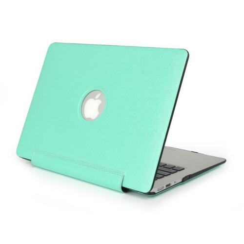 """Super Silk Pattern// Leather Hardcase Cover Shell For MacBook Air 13/"""" A1369 A1466"""